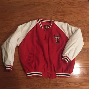 Texas tech jacket